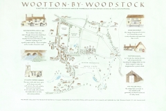 Wootton-by-Woodstock Map