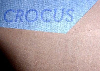 Crocus Cloth