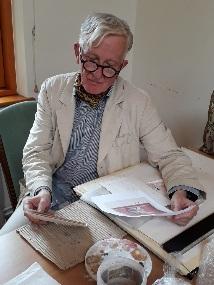 Gerald Mynott, FSSI